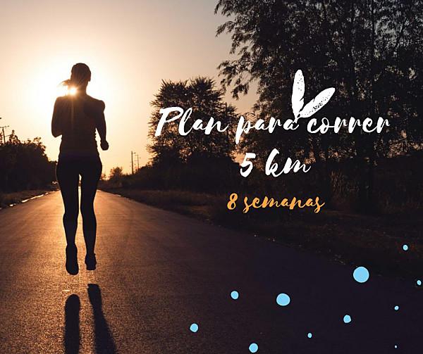 Plan para correr 5 km