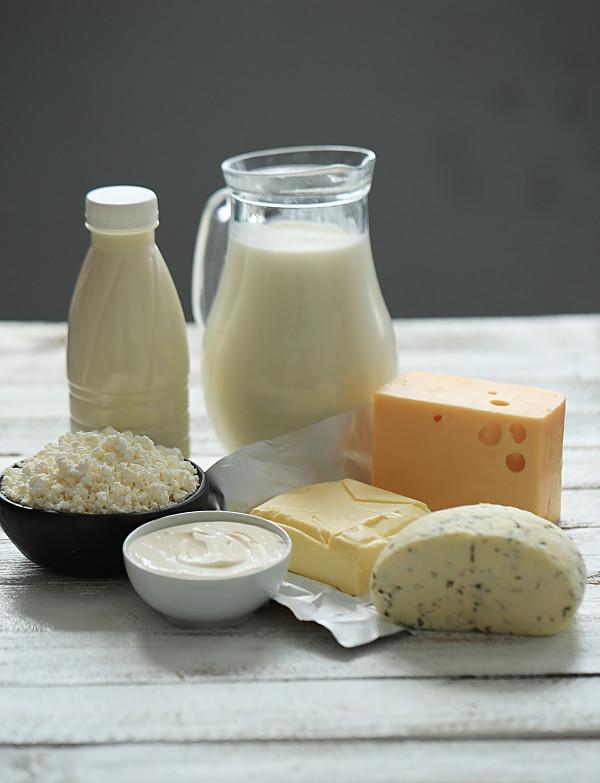 Dejar los lácteos por una semana