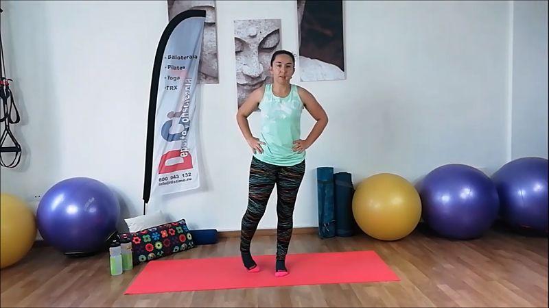 Activa tu cuerpo con Pilates