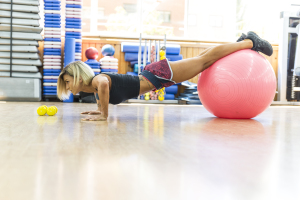 FitBall la pelota de Pilates